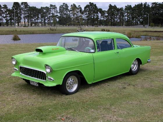 55 Chevy Shorty | Autos Post